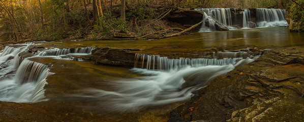 Holly River, Lower Falls