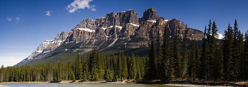 Castle Mountain - Banff WHS