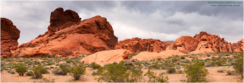 Panorama, Valley of Fire
