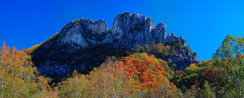Seneca Rocks - West Virginia<br /> - Singh-Ray LB Color Combo