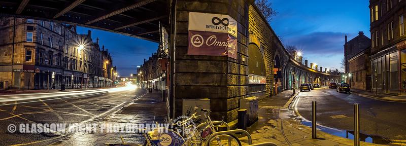 Saltmarket/Osborne Street panorama