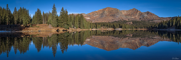 Morning Reflections - Lake Irwin