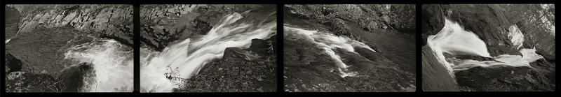 Statons Falls Tetraptych