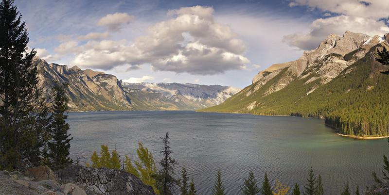 Spray Lake - Kananaskis Country - Alberta