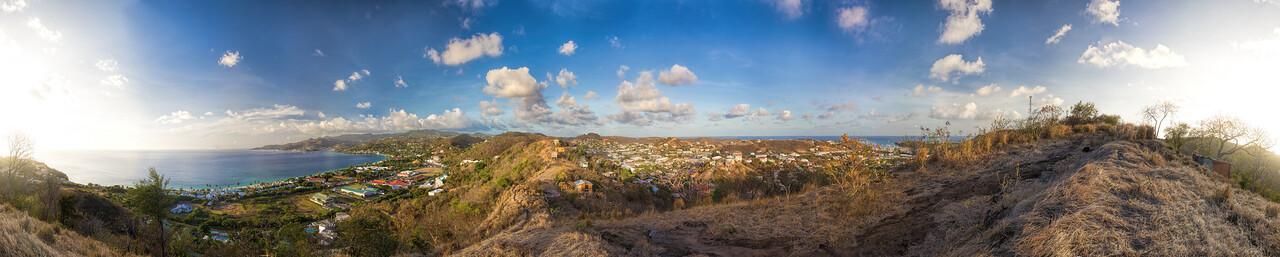 Grand Anse Hill Top