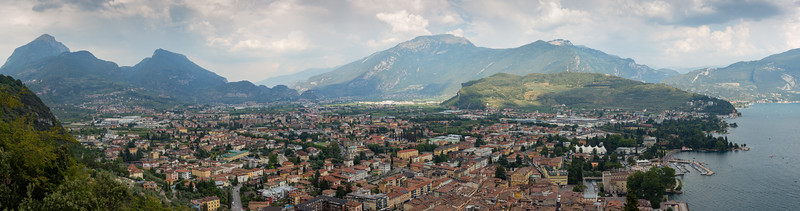 Riva del Garda, Nestling