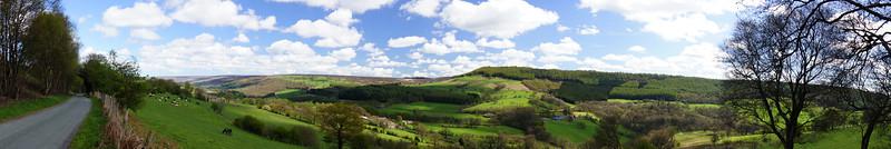Yorkshire Moors near Hawnby