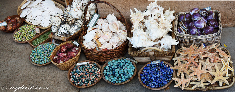 Selling shells not by the seashore