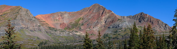 Mount Owen, Irwin Colorado