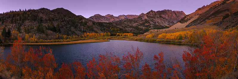 Fall Colors at North Lake