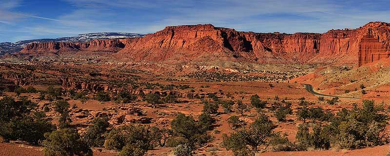 Panorama Point - Utah<br /> 5'x2'