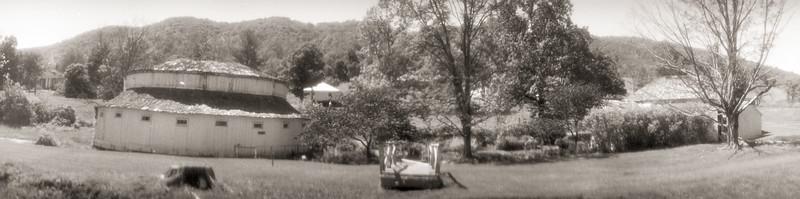 Jefferson Pools panorama