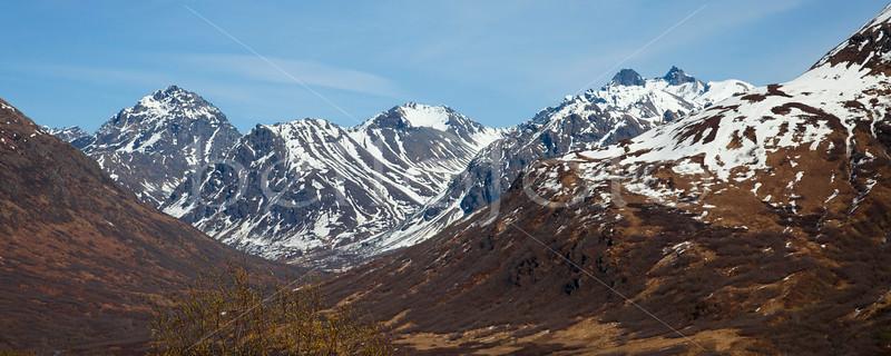 """""""Season Contrast"""" - Alaska"""