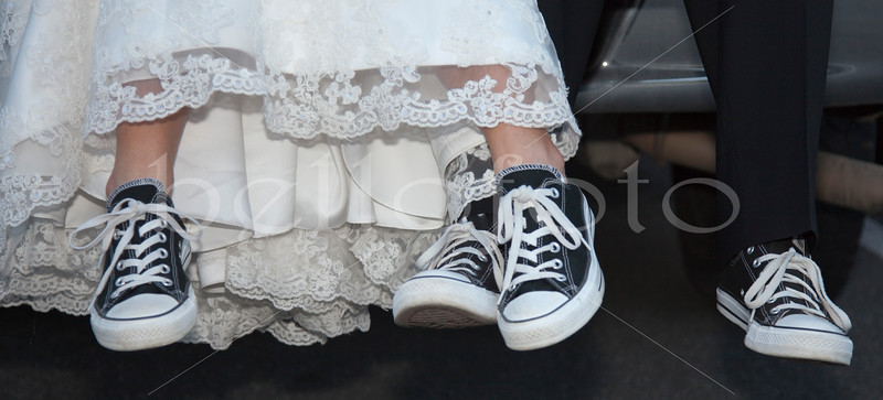 """Converse Couple"" - San Luis Obispo, California"