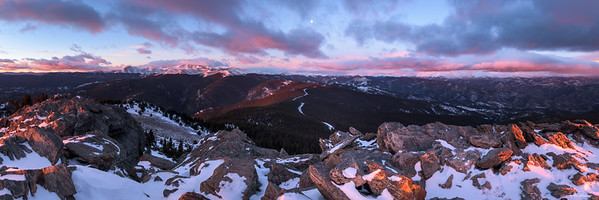 Chief Mountain Sunrise