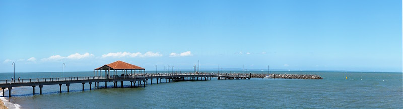 Redcliffe  - Bee Gees territory - worth a ZOOM :)