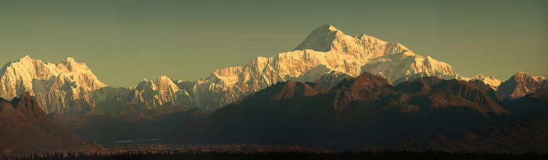 Mount McKinley  20,320ft