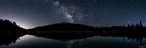 Echo Lake Sky Show