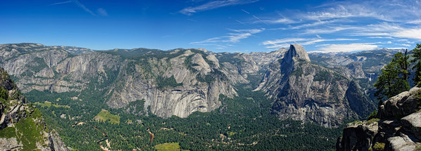 Yosemite Valley & Half Dome - Yosemite National Park - California