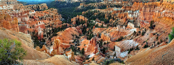 Sunrise Point -  Bryce National Park - Utah