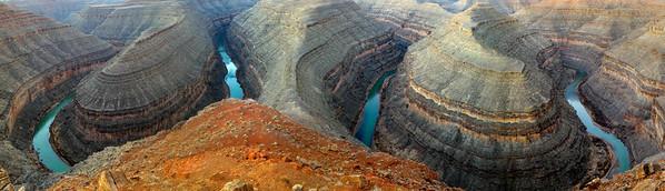 Goosenecks - San Juan River - Utah