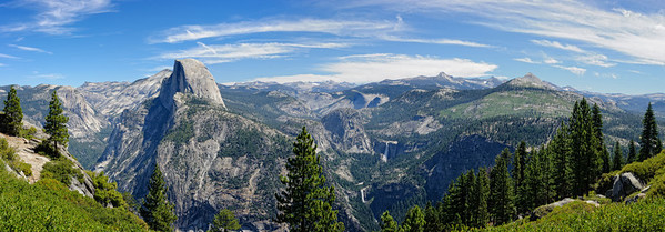 Half Dome - Yosemite National Park - California