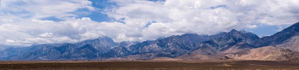 Eastern Sierras - California