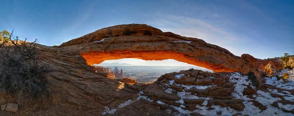 Mesa Arch - Canyonlands National Park