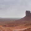 Cloudy Canyonland panorama