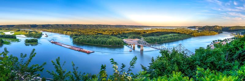 Lansing Iowa