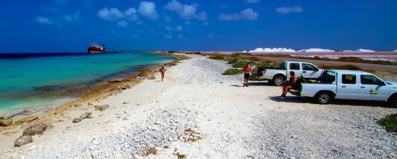 Bonaire - The Rock