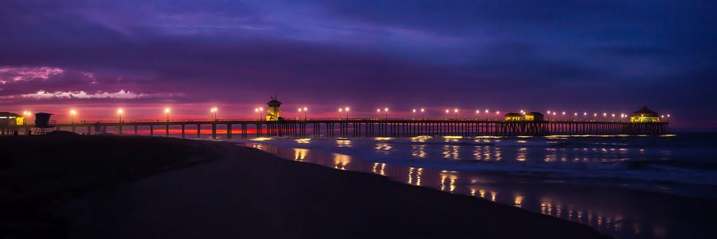 Purple Pier