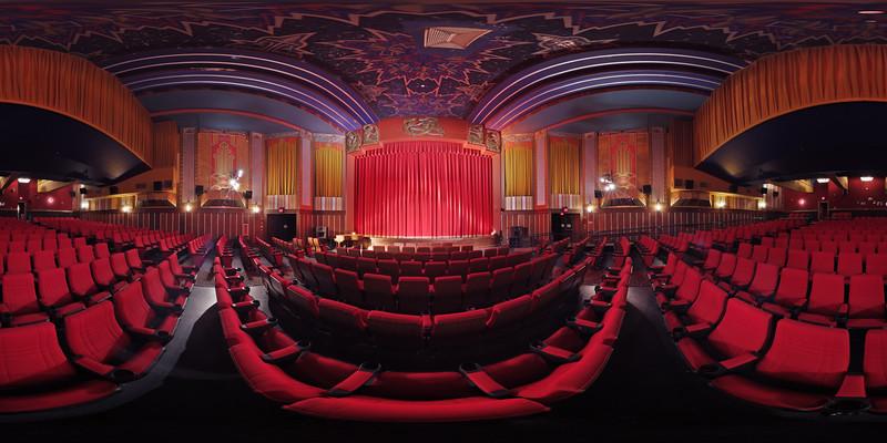 Coolidge Theatre Stage