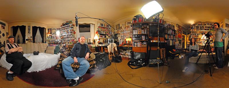 Interviewing Stephen Finn