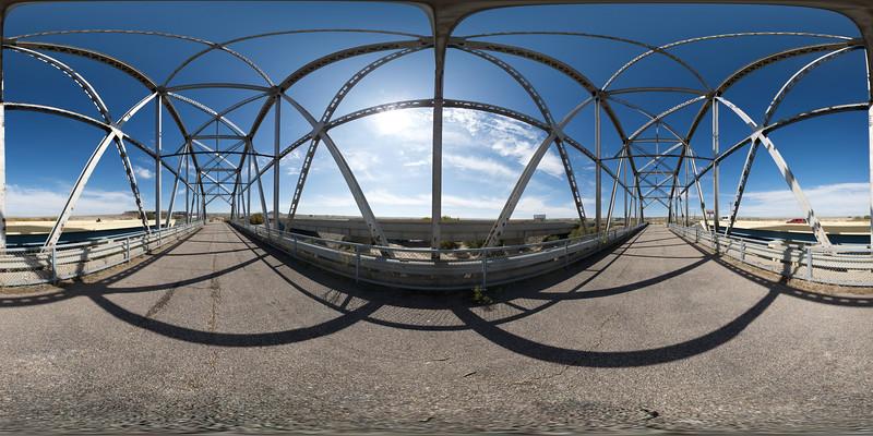 Rio Puerco Bridge near Albuquerque