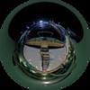 Fenway Park in little planet projection