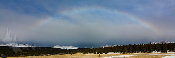 Mosquito Range Snowbow