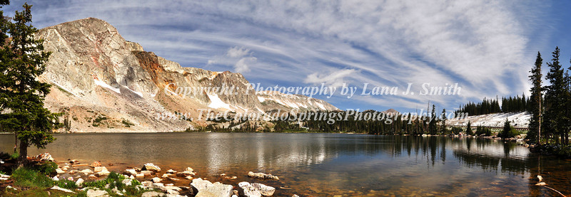 Panorama Snowy Range 5a