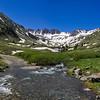 American Basin, Spring Runoff