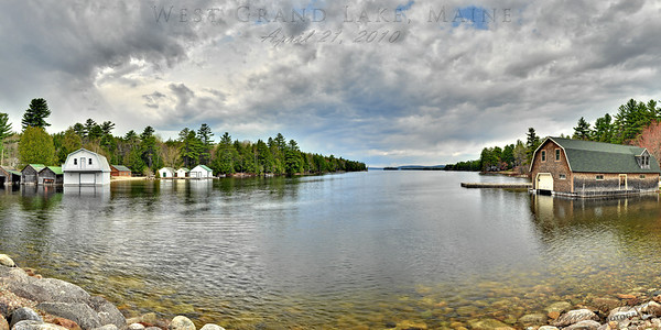 West Grand Lake, Maine