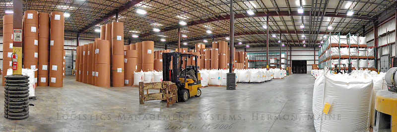 Logistics Management Systems, Hermon, Maine
