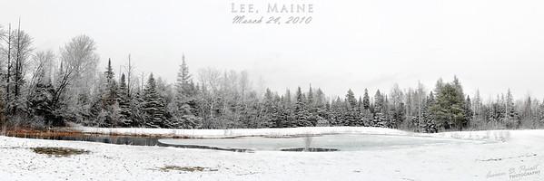 Lee, Maine
