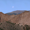 Garden of the Gods, Supermoon