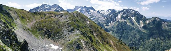 Massif de Belledonne (Savoie)
