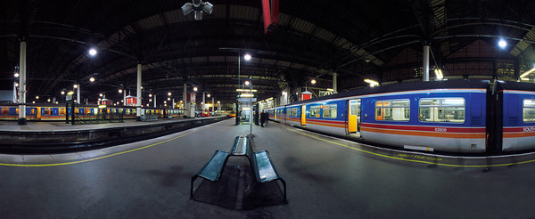 Victoria Station 240