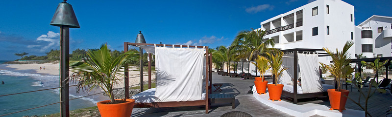 Panorama of Silverpoint Hotel Caribbean  Barbados