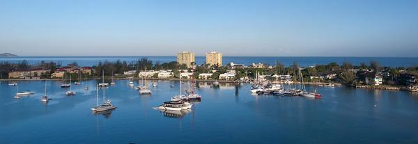 Jamaica Harbor Caribbean