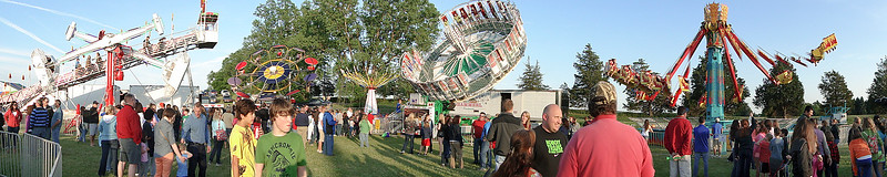 Mendon Fireman's Carnival 2012