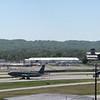 Alabama Air National Guard 117th air refueling wing KC135 taking off