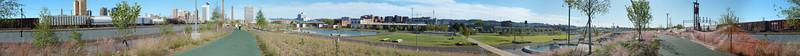 360 degree pano of Railroad park